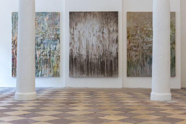 Jutta Haeckel, 18.5._22.6. 2014, Schloss Detmold