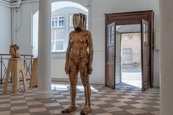 Laura Eckert, 22.6._17.8. 2018, Schloss Detmold