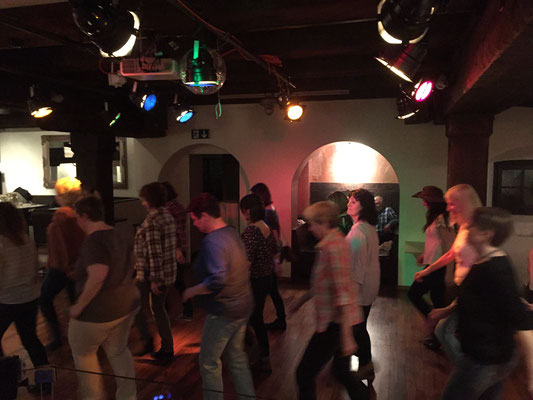 Linedance-Party 2017Linedance-Party April 2017