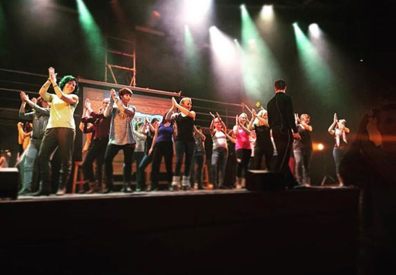 Footloose-Musical März 2018