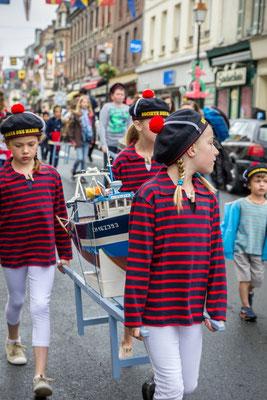 Fête des marins à Honfleur