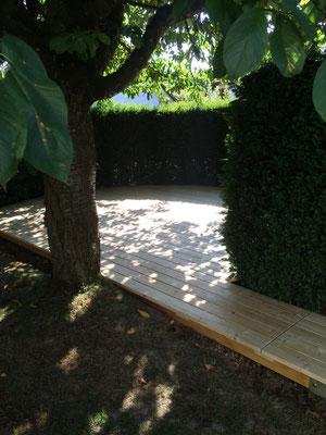 Terrassenboden Lärche