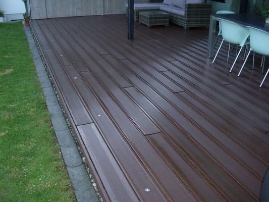 Terrassenboden WPC