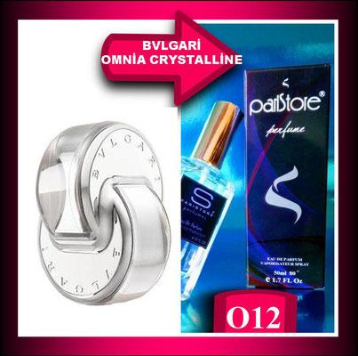 bvlgari omnia crystal