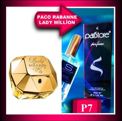 Paco Rabanne Lady Millione