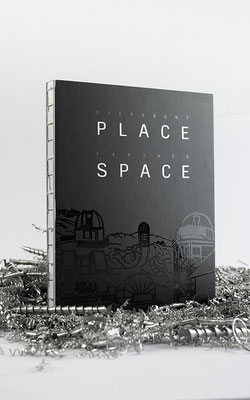 Different Place, Farther Space – Ein Buch über Michael und seine Teleskope