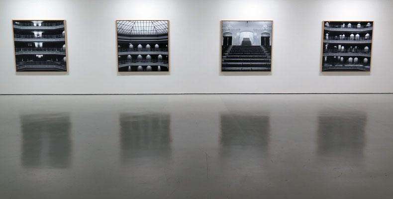 """Das Oktogon"" - Roselyne Titaud ""inszenieren"", Musée d'art moderne et contemporain Saint-Etienne © Collection Regard"