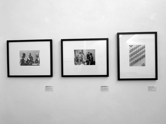 "Ausstellung ""Hein Gorny, New Objectivity and Industry"", Palazzo Pepoli, Foto/Industria Festival 2015 © Collection Regard"