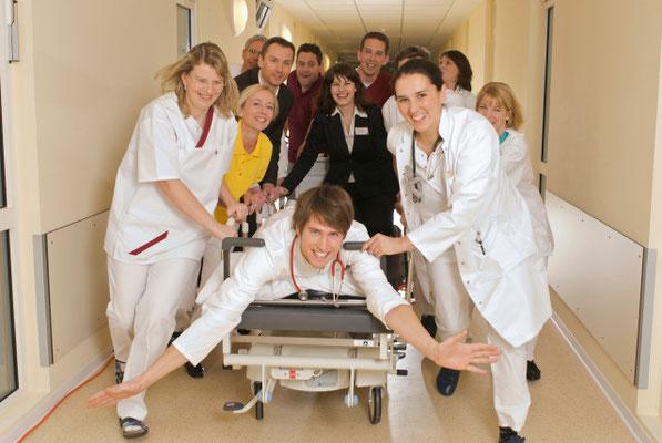 Mitarbeiterfotos, Teamfotos, medical, Medizin, Krankenhaus, Corporate, Fotografin, Rotenburg, Wümme, Verden, Walsrode, Scheeßel