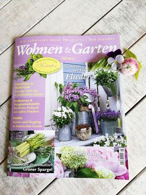 Zeitschrift Wohnen Und Garten shabby chic markt schöftland ag vom 06 05 2017 im magazin wohnen