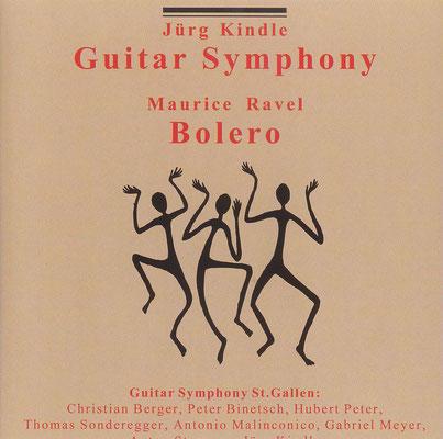 Bolero Guitar Symphony