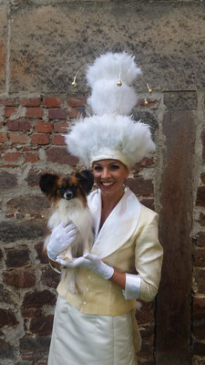 My Fair Lady, Bad Hersfelder Festspiele 2016/17 - Lady Boxington mit Jamie