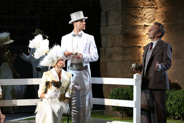 My Fair Lady, Bad Hersfelder Festspiele 2016/2017 - Ascot