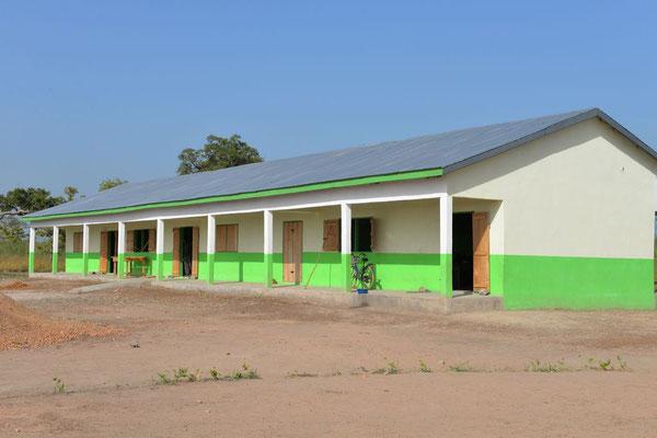 Gebäude der Primary School
