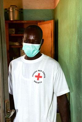 Mitarbeiter der Sankt Joseph´s Clinik in Chamba
