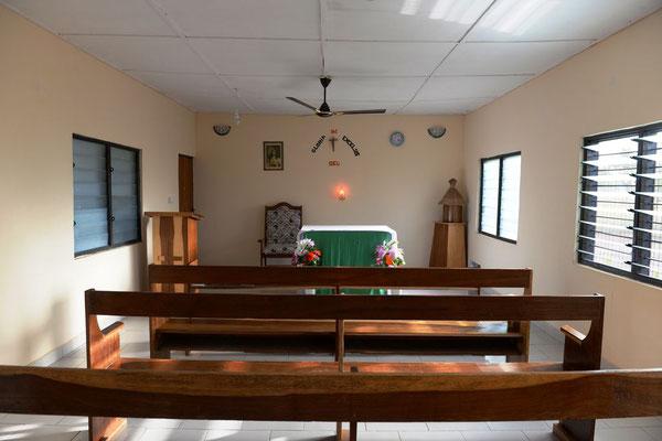 Kloster vom Guten Hirten - die Kapelle