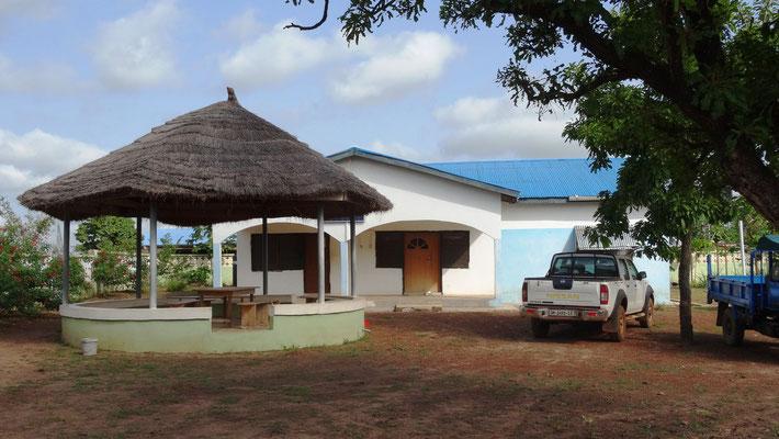 Die Missionsstation von Pfarrer Renner - sein Wohnhaus