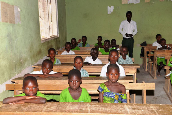 Aufmerksames Lernen an der Primary School
