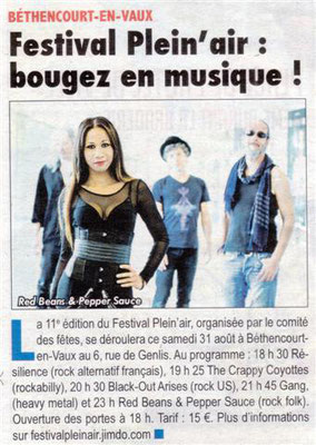 Article de presse : Petit Mag 02.