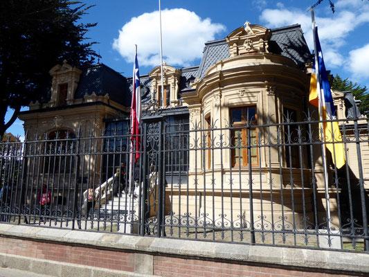 Protzvilla (enthält heute die Casa de Cultura)