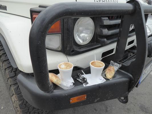 Fährenfrühstück / -mittagessen