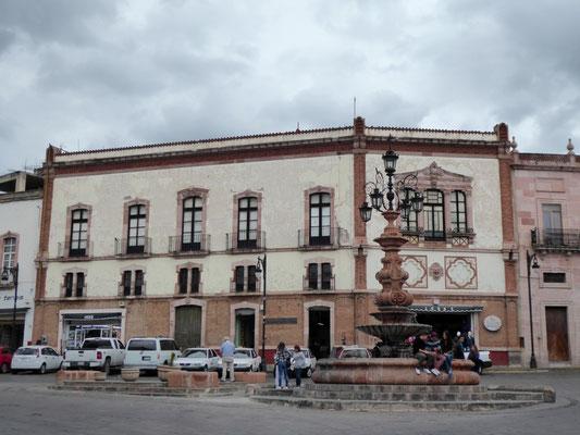 im Centro histórico