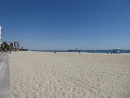 Wieder zurück in Long Beach: Nomen est Omen!