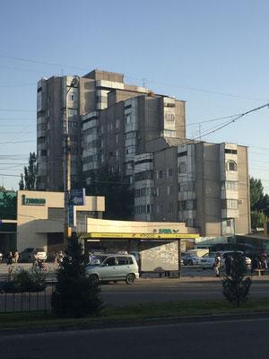Platte II (auch in Bishkek)