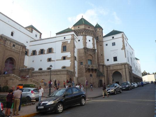 In der neuen Medina