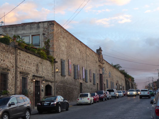 Straßen von San Miguel