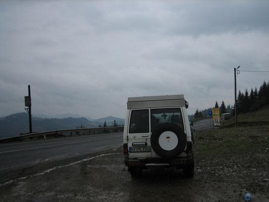 Toyo am legendären Borgo-Pass