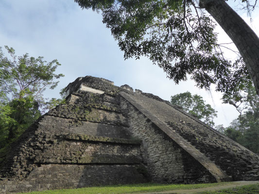 Wieder mal eine Pyramide