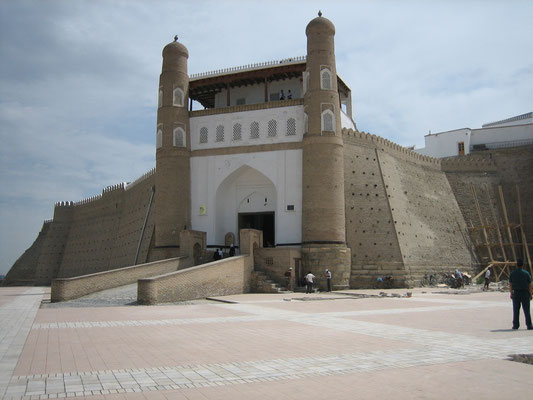 Zitadelle Ark