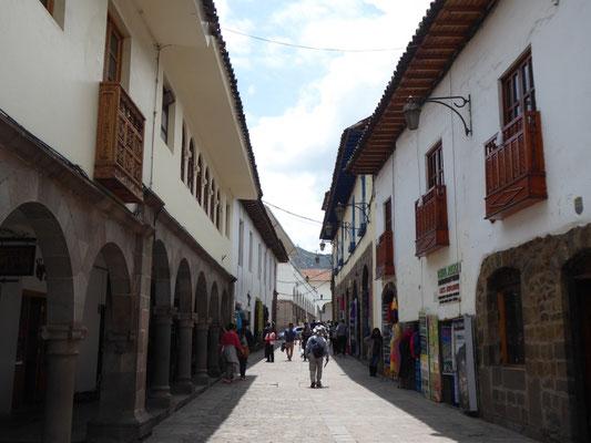 historische Altstadt von Cusco