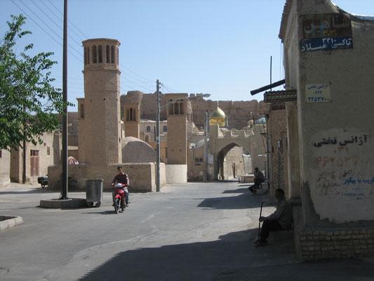 Mohammadi, zwei Kilometer östlich von Nagin