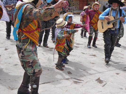 Weitere Tanzgruppe