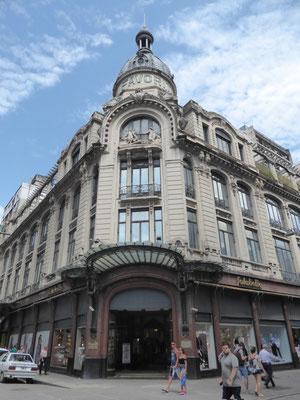 """Schöner Einkaufen: Das Kaufhaus """"Favorit"""" zeugt von besseren Zeiten"""