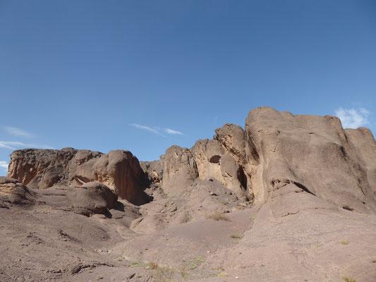 noch mehr Felsen