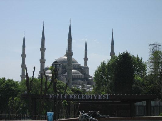 Blaue oder Sultanahmed-Moschee