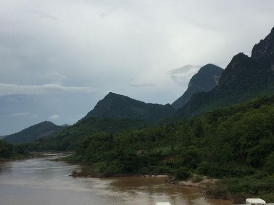 Fluss (auch unterwegs)