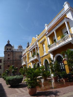 Cartagena de las Indias, Perle der Karibik