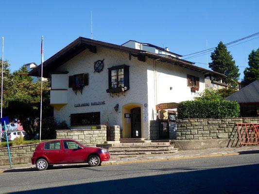 Hier heißt der Alpenverein Andenclub