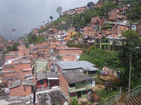 Ranchos in Medellín