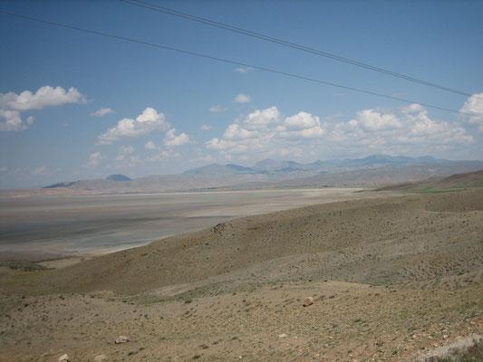 Lake Orumiyeh: Wo ist das Wasser geblieben?