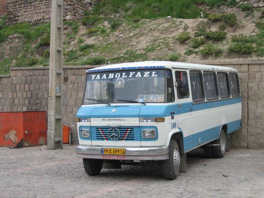 Kleiner Luxusbus