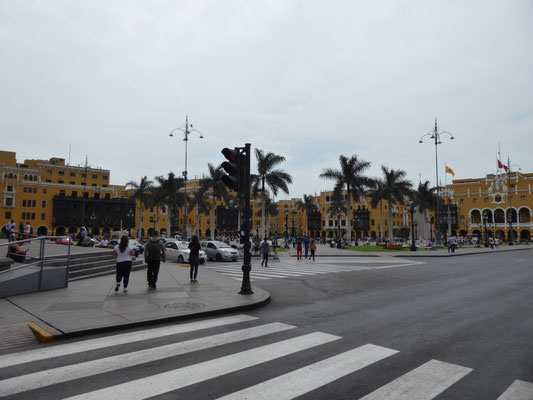 noch mal die Plaza de Armas