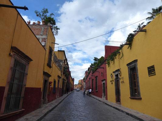 Sehnsuchtsort nicht nur für Norteamericanos: San Miguel de Allende