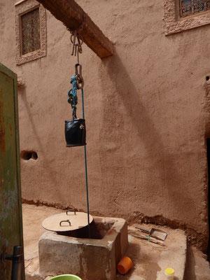 Wasserversorgung auf Marokkanisch