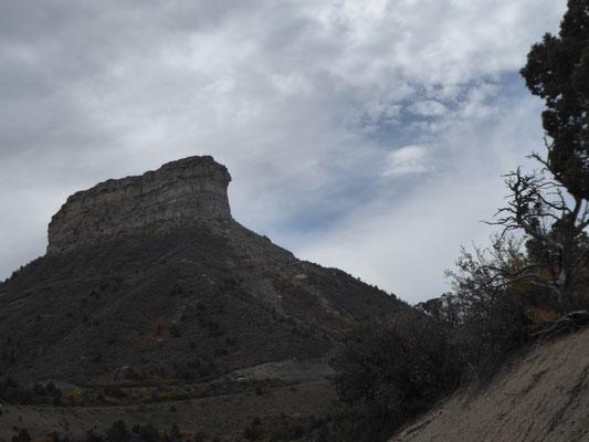 Mesa Verde: der namensgebende Berge