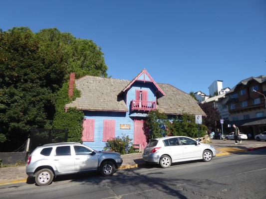 Noch ein wenig Altes in Bariloche